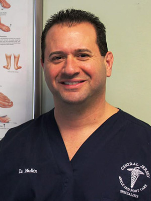 New Jersey Podiatric Physicians and Surgeons Group Christopher Mullin Vice President