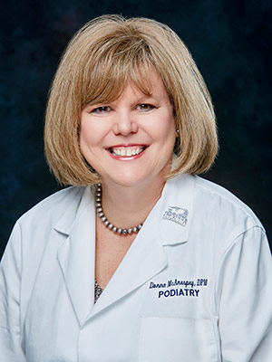 New Jersey Podiatric Physicians and Surgeons Group Donna McAnespey
