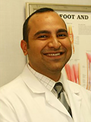 New Jersey Podiatric Physicians and Surgeons Group Dr Varun Ben Gujral