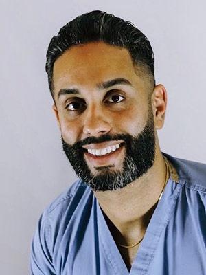 New Jersey Podiatric Physicians and Surgeons Group Navrit Randhawa